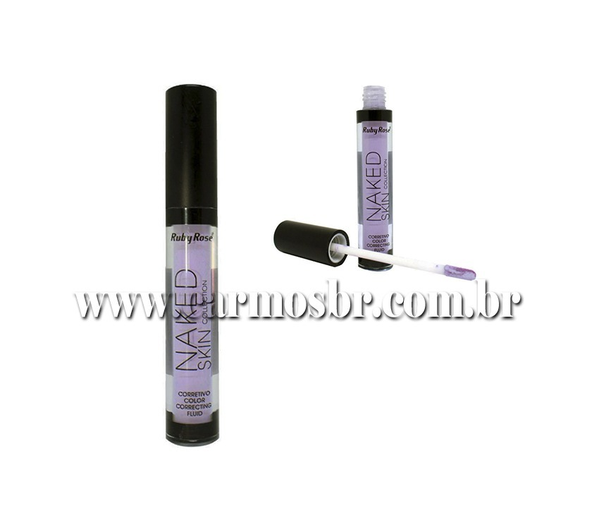 Corretivo colorido Flawless Collection   Ruby Rose   Love